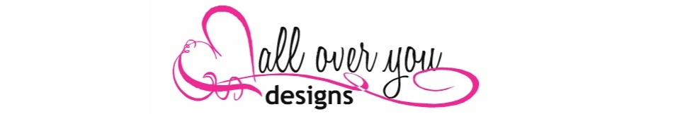 All Over You Designs Banner